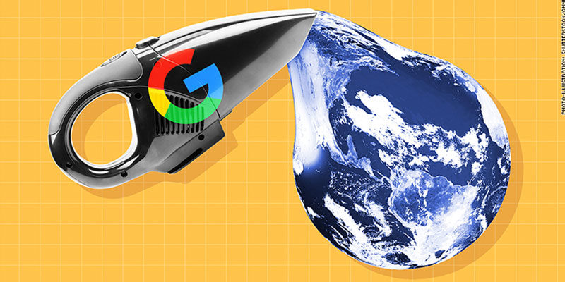 Google's data collection is hard to escape, study claims