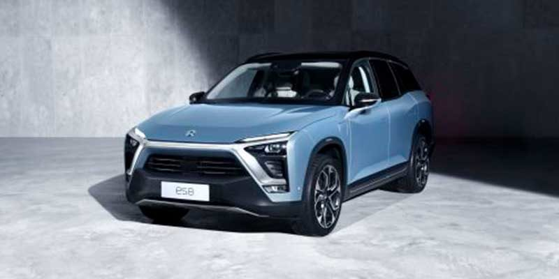 Chinese electric car company Nio seeks to raise $1.8 billion in IPO