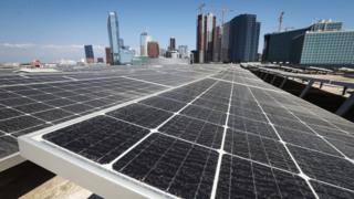 California governor signs law for clean energy by 2045