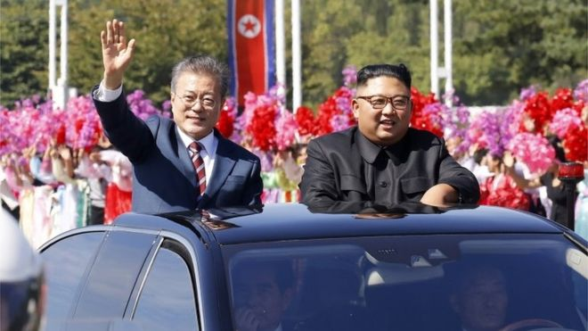 Korea nuclear talks: Moon goes North to push stalled negotiations