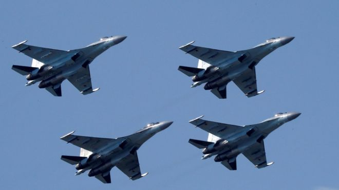 Chinese anger at US sanctions for Russian weapons purchases