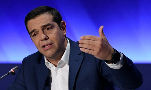 Greek PM promises relief measures after years of austerity