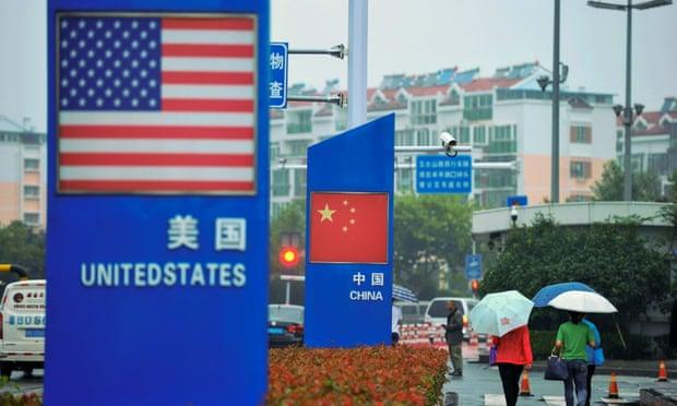 New tariffs take effect as China accuses US of 'economic hegemony'