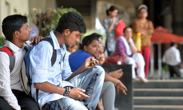 'The next billion users': Google targets India's lucrative mobile market