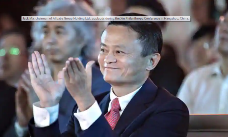 How Jack Ma made capitalism cool in communist China