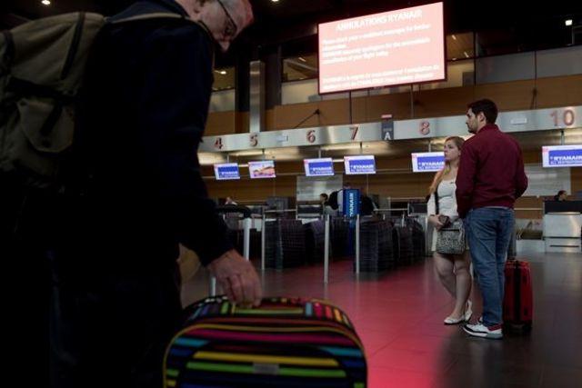 Ryanair strike hits thousands