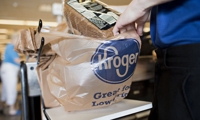Kroger results show that Walmart and Target are taking bigger pieces of the grocery market