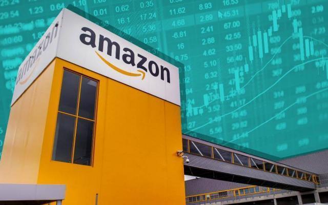 Amazon is now worth $1,000,000,000,000