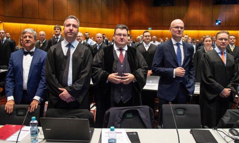 Trial Begins in $10B Investor Lawsuit Against Volkswagen