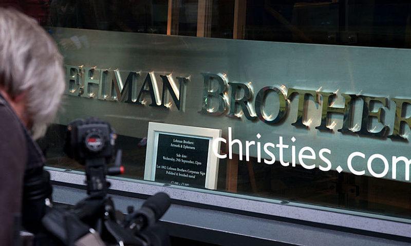 Lehman Brothers Went Bust 10 Years Ago – Can It Happen Again?