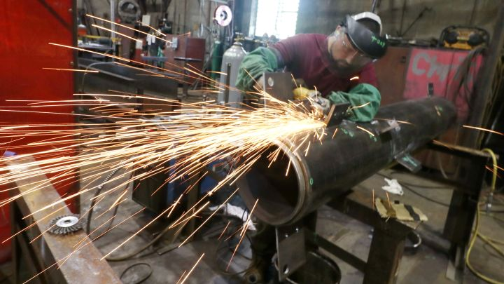 Economy adds more jobs than expected in August, and wage growth hits post-recession high