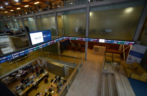 Various equities trade higher