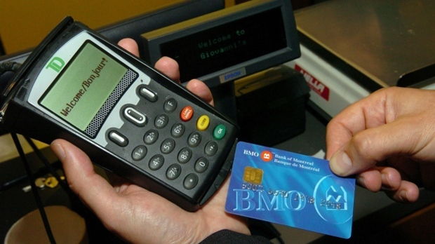 PC Financial's credit card top-ranked on J.D. Power survey
