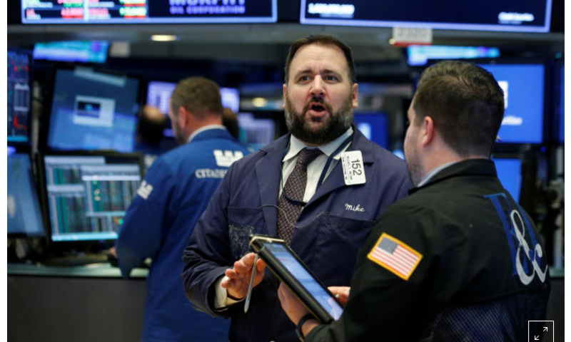 U.S. equities dominate as investors pile back into risk and laggards bounce back