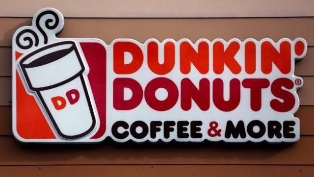 Name change – just Dunkin'