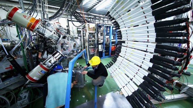 Cern scientist: 'Physics built by men – not by invitation'