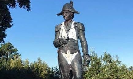 Vandalism forces New Zealand council to remove Captain Cook statue