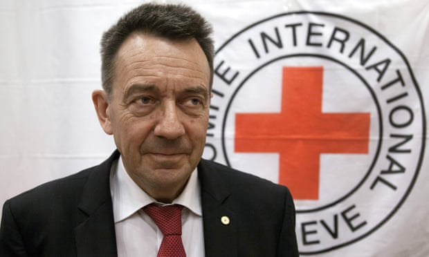 Climate change is exacerbating world conflicts, says Red Cross president