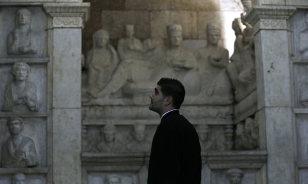 Syrian museum reopening hailed as 'return to normal life'