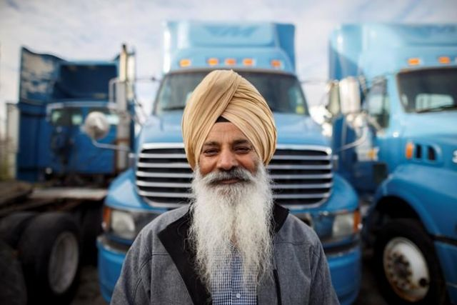 Trucking industry changing