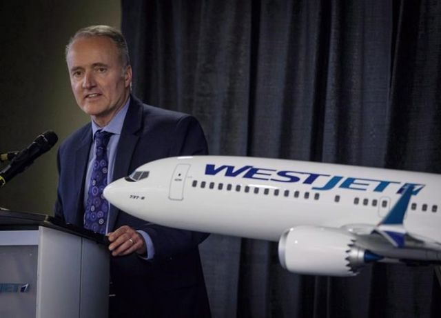 New WestJet Euro routes