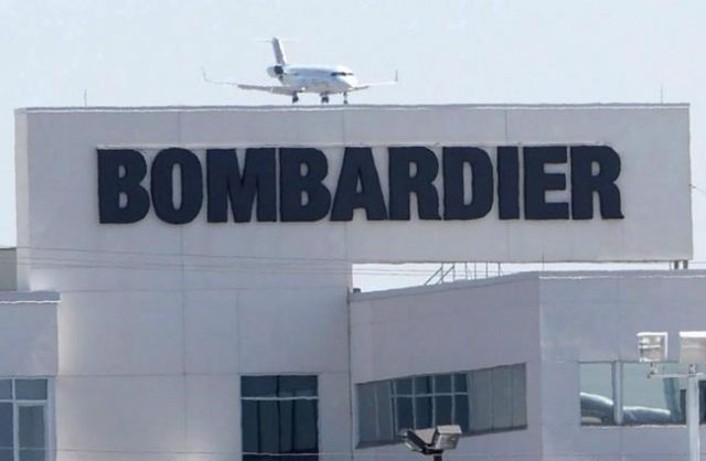 Bombardier on track