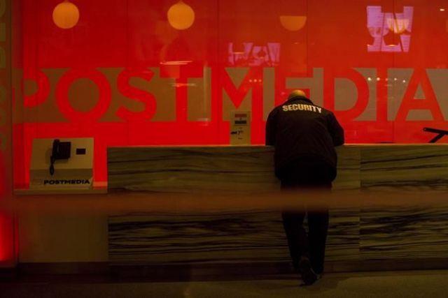 Postmedia $22.8M loss
