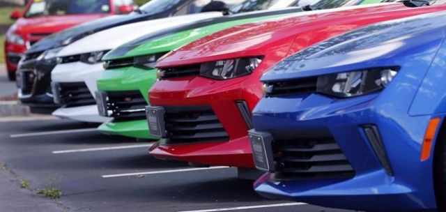 Buyers market for used cars