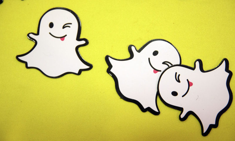 Snap stock falls after user base shrinks again but new ad formats gain steam