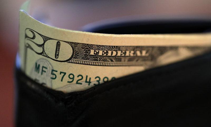 Sterling slides after U.K. inflation print; dollar traders await Fed minutes