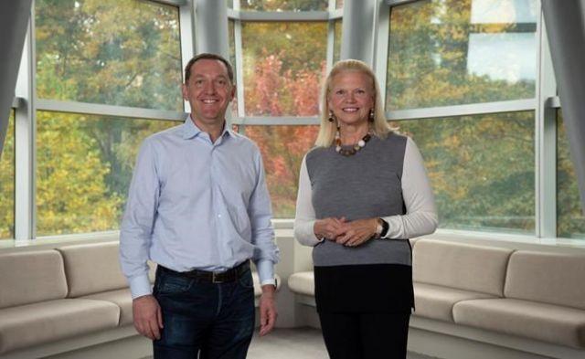Red Hat soars on IBM deal