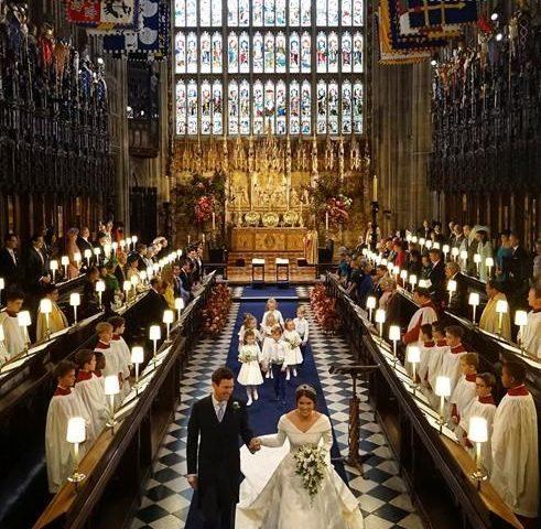 Brits love royal weddings