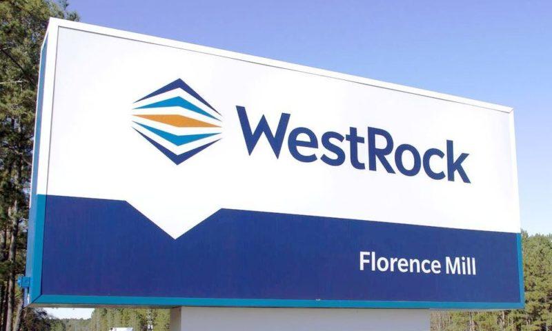 Westrock Company (WRK) Moves Lower on Volume Spike for October 05