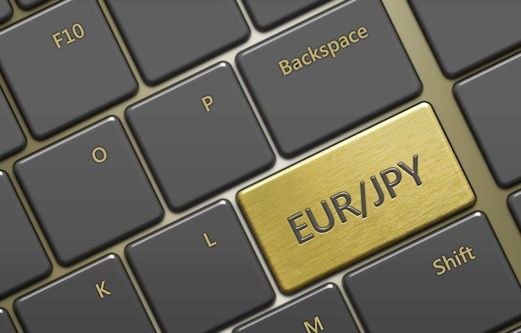 EUR/JPY: recovers some ground on higher equities, but price remains deep in bear territory