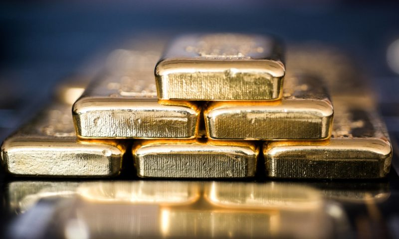 Rising bullion price boosts gold equities