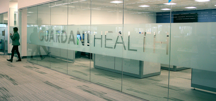 Guardant Health soars almost 70% in first day of trading