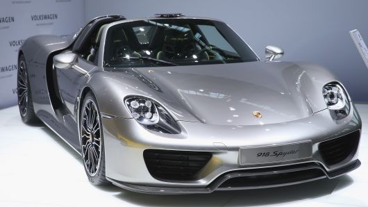 Porsche denies speculation that it's planning to go public