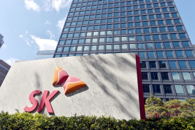 'SK maintains momentum from new biz'