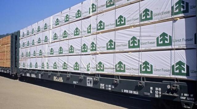 West Fraser Timber profit up