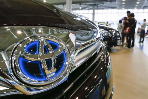 Toyota to recall 2.4m hybrid vehicles over stalling issue