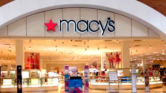 Macy's Inc (M) Moves Lower on Volume Spike for November 14
