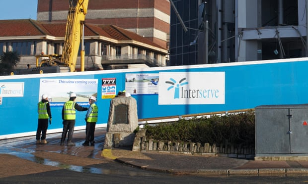Interserve shares dip to lowest level in 30 years amid finance concerns