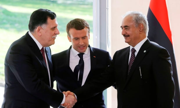 Italy to host Libyan conference in fresh push for elections