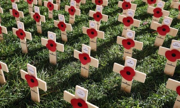 Armistice centenary: May praises UK's 'closeness' with Europe