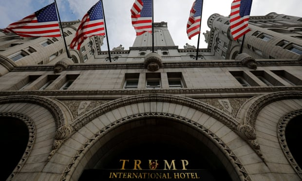 Trump emoluments case ruling opens way to financial records