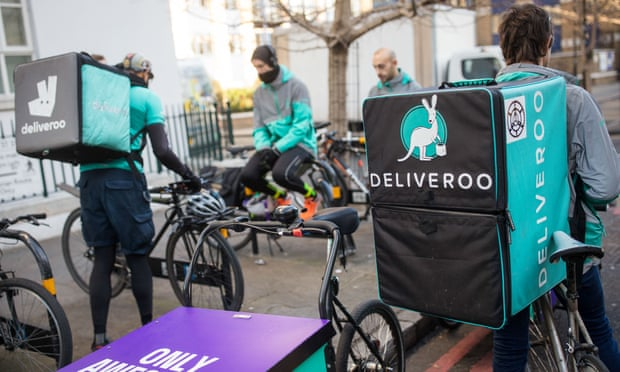 Gig economy workers' rights to be given boost in overhaul
