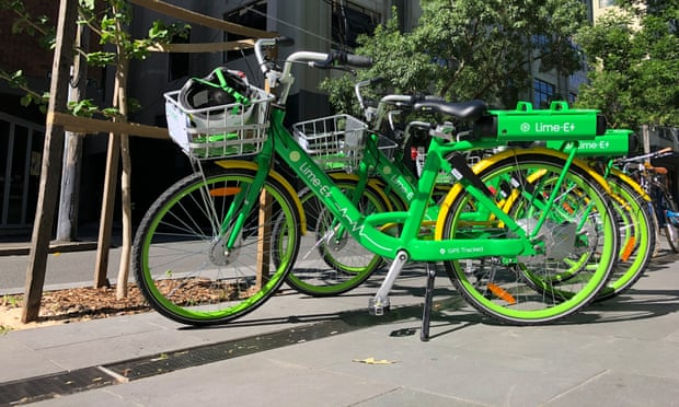 Electric bike-sharing company Lime launches in UK
