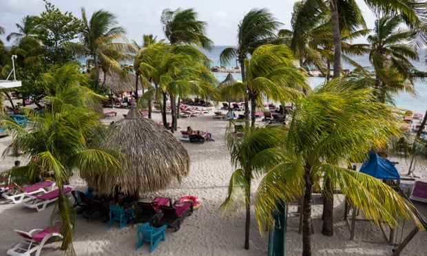 Venezuelan migrants live in shadows on Caribbean's sunshine islands