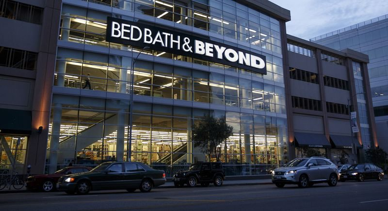 Bed Bath & Beyond Inc. (BBBY) Dips 4.4% for November 27