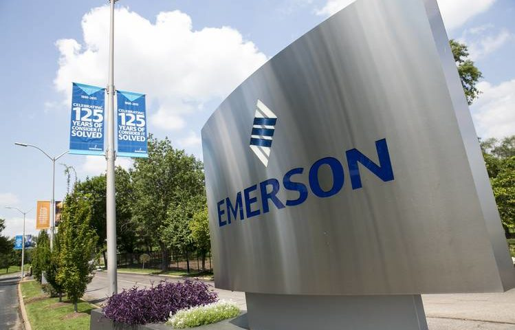 Oppenheimer Equities Analysts Decrease Earnings Estimates for Emerson Electric Co. (NYSE:EMR)